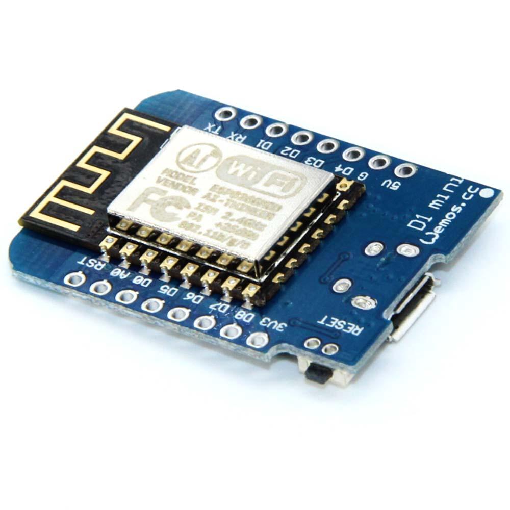 Wemos d arduino wifi en shields wire kit